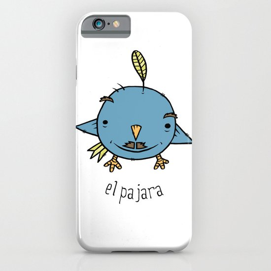 el pajara iPhone & iPod Case