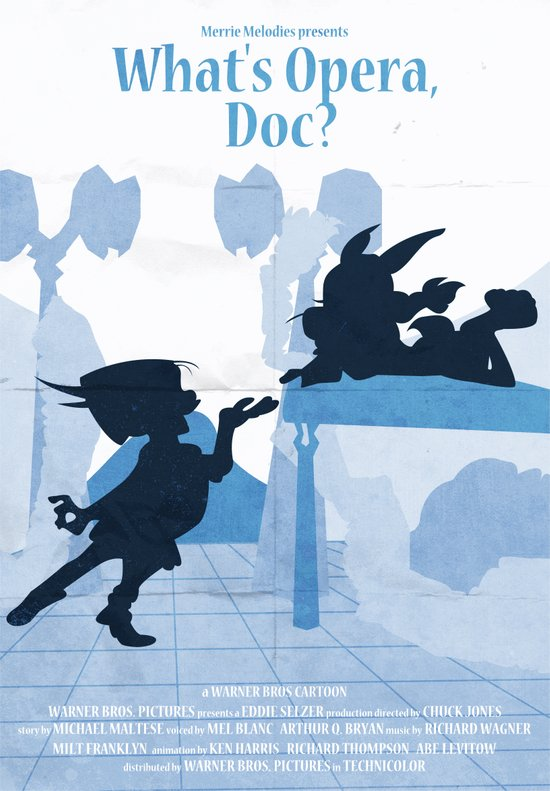 What's Opera Doc? Art Print