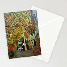 Cabin for two Stationery Cards