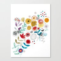 Flowers_2 Canvas Print