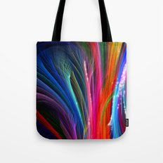 Spectral Magic Tote Bag