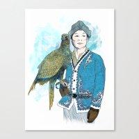 Wisdom 2 Canvas Print