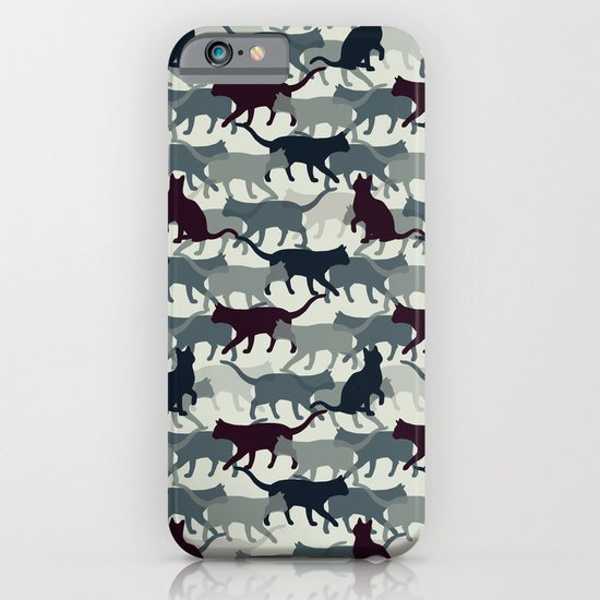 Cat Camo iPhone & iPod Case