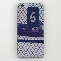 Six  iPhone & iPod Skin