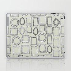 picture frames bone Laptop & iPad Skin