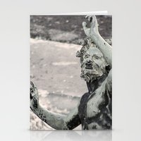 Copper Roman Stationery Cards