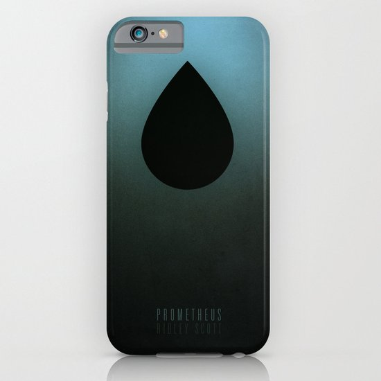 Smooth Minimal - Prometheus iPhone & iPod Case