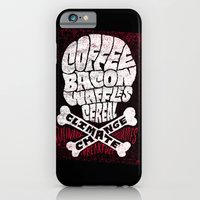 iPhone & iPod Case featuring Culinary Casualties of Climate Change by Chris Piascik