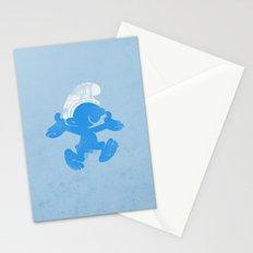KRAZY BLUE Stationery Cards