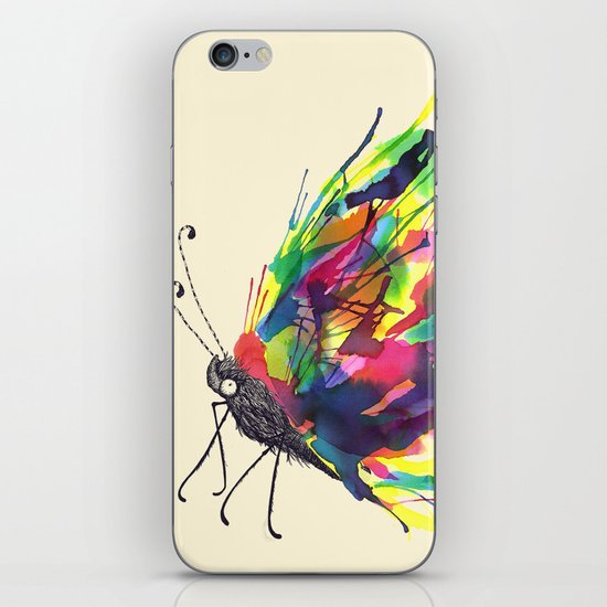 From a Black cocoon iPhone & iPod Skin