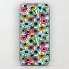 Ink Garden iPhone & iPod Skin