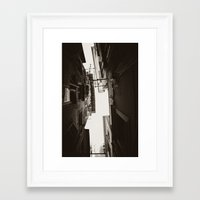 Kerkyraika Perigrammata #01 Framed Art Print