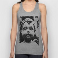 I see your soul Unisex Tank Top