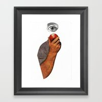You Know You Are Framed Art Print