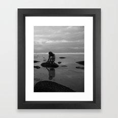 Untidaled Framed Art Print