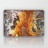 Red Cyclones Laptop & iPad Skin
