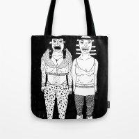 CHEAP GIRLS Tote Bag