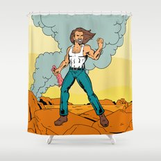 July 14th Shower Curtain