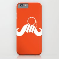 iPhone & iPod Case featuring The Guide to Gentlemanly Dress by Christopher Berry