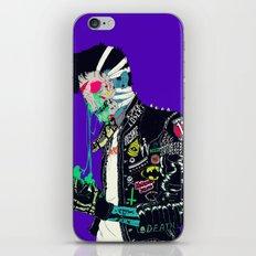 Slime iPhone & iPod Skin