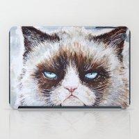Tard the cat iPad Case
