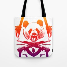 Be Like a Panda Tote Bag