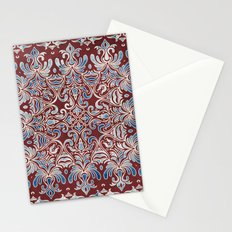 Geometry In Bloom Stationery Cards