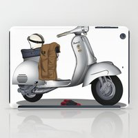 Vespa GS & Casual Stuffs iPad Case