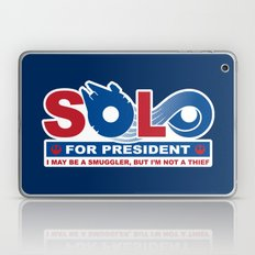 Solo for President Laptop & iPad Skin