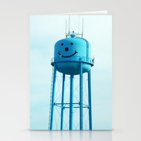 Smiley Stationery Cards