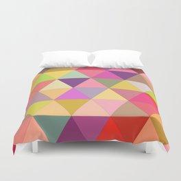 Duvet Cover - Happy geometry - David Zydd patterns & geometric designs