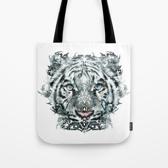 The White Tiger (Classic Version) Tote Bag