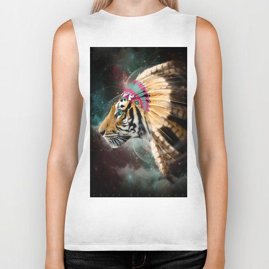 Fight For What You Love (Chief of Dreams: Tiger) Tribe Series Biker Tank