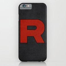 Team Rocket Logo - Pokem… iPhone 6 Slim Case