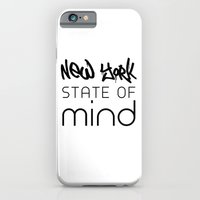 NY State of Mind iPhone 6 Slim Case