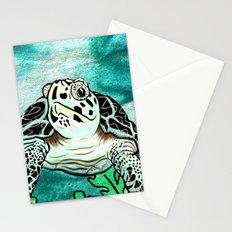 Myrtle Turtle. Stationery Cards