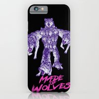 Made Of Wolves iPhone 6 Slim Case