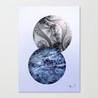 Köln Balls Canvas Print