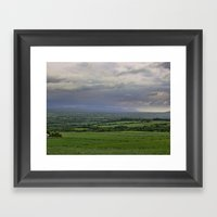 A Land Of Magic Framed Art Print