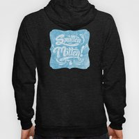 Smitten with the Mitten (Blue Version) Hoody