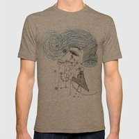 Ice Cream Mens Fitted Tee Tri-Coffee SMALL