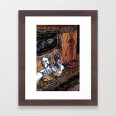 Museum No. 2 Framed Art Print