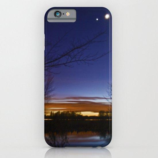 Dusk iPhone & iPod Case