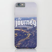 iPhone & iPod Case featuring The Journey by kriegs