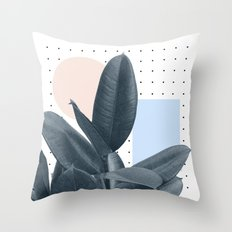 Wont waste another day Throw Pillow