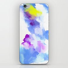 Cloud Cover iPhone & iPod Skin
