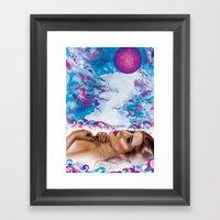 Enrapture Framed Art Print