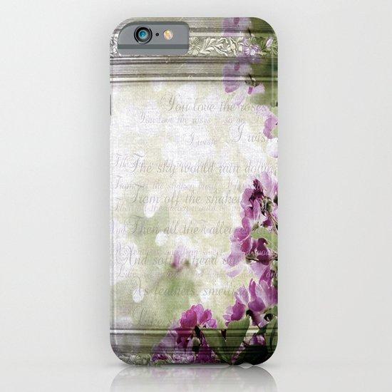 I wish iPhone & iPod Case