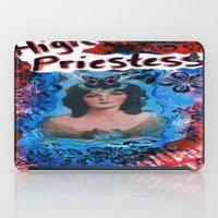 High Priestess iPad Case