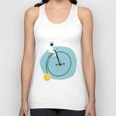 My bike Unisex Tank Top